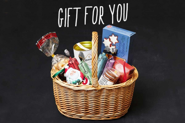 【TODAY'S SPECIAL】クリスマスギフト「GIFT FOR YOU」11月29日(金) スタート。